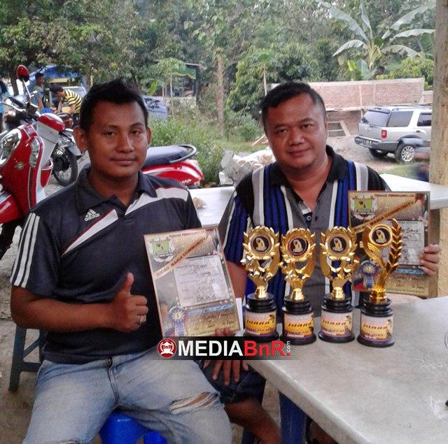 Silaturahmi Tokoh Kicaumania Jelang Lebaran Di Ajang BOB KMC BC