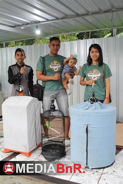 Silaturahmi Rizqi family usung duta AMARTA CUP Balekambang 7 Januari 2018