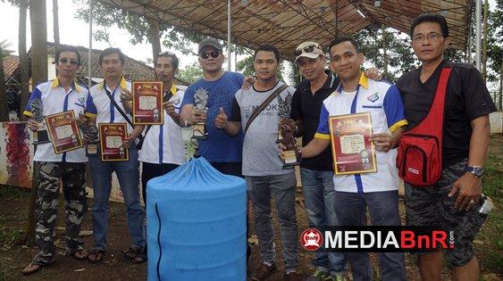 Partlonk BC Dominasi Juara, SBC Team BSD Silaturahmi