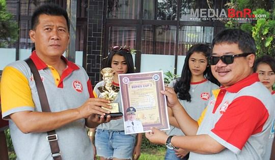CK 36, KKLB, Usman Team, Dominasi Juara
