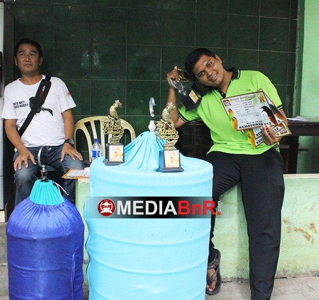 Simoncelli Sapu Bersih Dikelas Murai Batu – Jenny Perdana Tampil