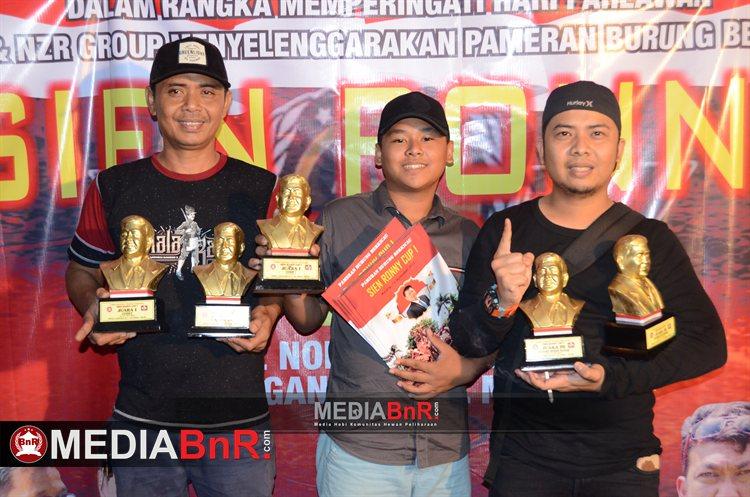 Bali Galau Gilas Dua Podium Utama Dan Siap Terjang BnR Award