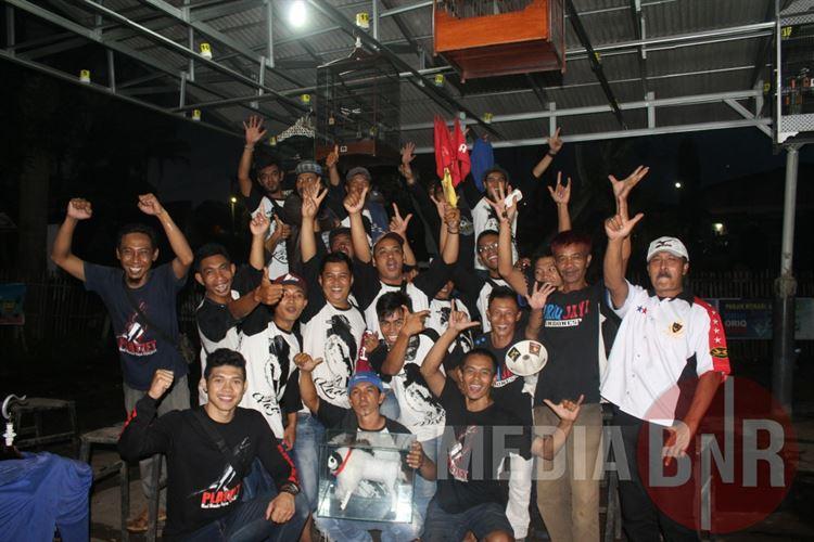 Pahit Lidah Naik Podium, Bonex Nyaris Hatrictk, Sireng Jawara Bob