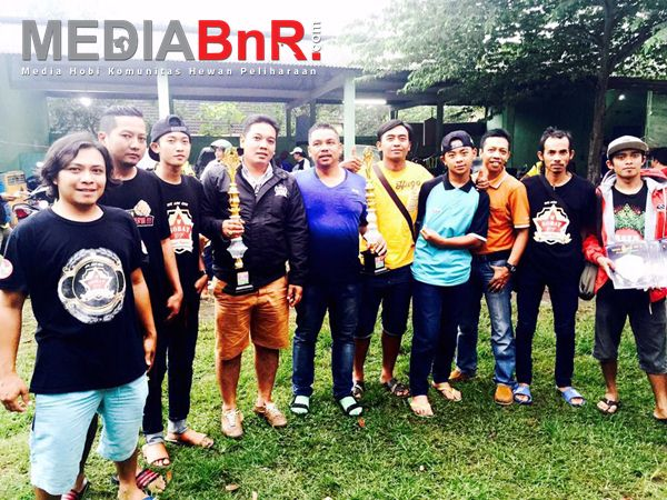 Duta Soeharto Cup Juara BC