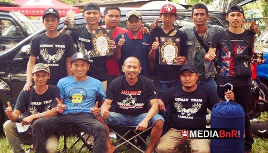 Karin Hattrick, Soldadu Double Winner – Bandung Juara & WAI Berkibar