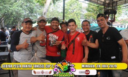 GPRT CUP 2 Diluruk 2905 Peserta, Panitia Tangsel Berkicau : Alhamdulillah Sukses