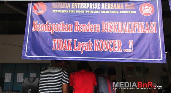 Batavia Enterprize Tangerang – Sukses Realisasikan Even Non Teriak
