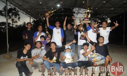 Squad 215 BC Juara Umum Digelaran Road To Presiden Cup V BnR Atlantic