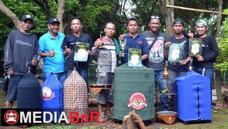 Star Bird Com 88 Kembali Menuai Sukses Lewat Lovebird Shinta Besutan Nuryanto