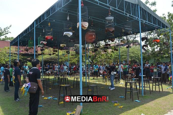 Djarot Nyeri – Gedex Celeng Mapan & Siap Bertarung di Kapolsek Mijen Cup Ii