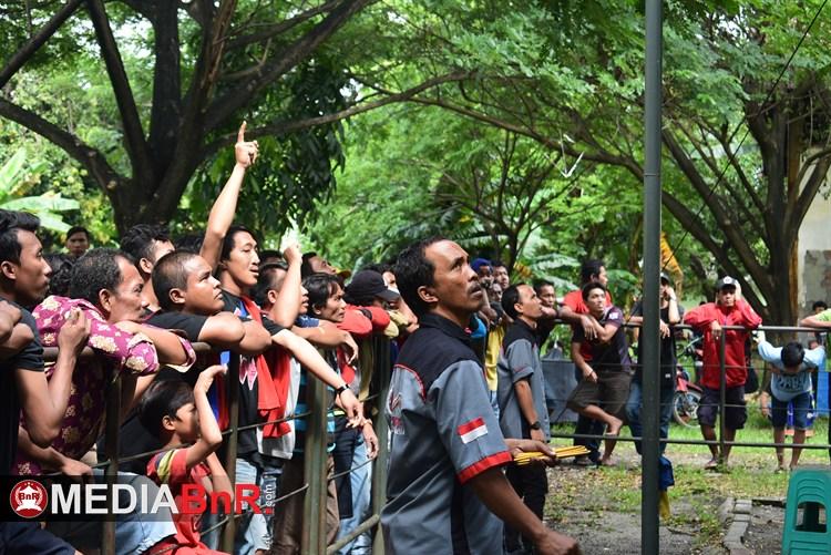 Diramaikan Komunitas Jalak Suren, Kanuragan Raih Double Winner