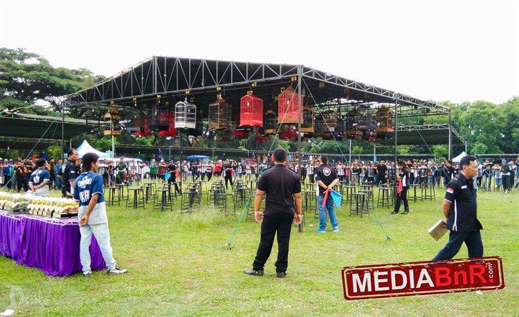 Suasana Lapangan A Sien Ronny Cup 1 Malang