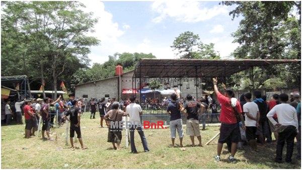 Duta Soeharto Meriahkan Latpres MCC Magelang Support BnR