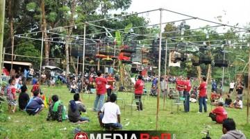 Suasana Latpres KSBC Jamblangan   Sleman Barat