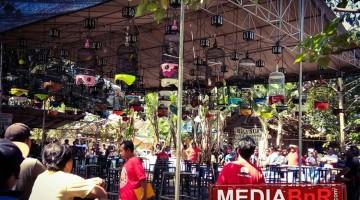 Suasana Latpres Kemerdekaan Kamal Bc dikelas Lovebird