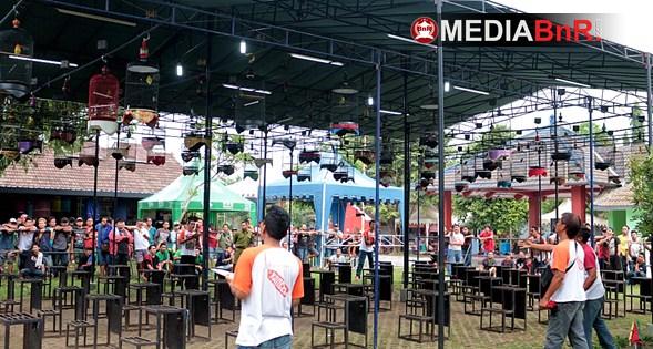 Suasana Latpres Special Road to Zona Cup 1 Jogja