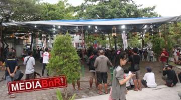 Suasana Latpres di Zona KM Feat JEC. Kelas Love Bird & Pleci Full Gantangan