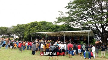 Suasana Lauching AA enterprise Bekasi