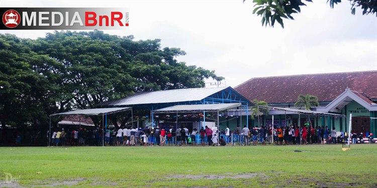 Suasana Launching BnR Gajah Mada