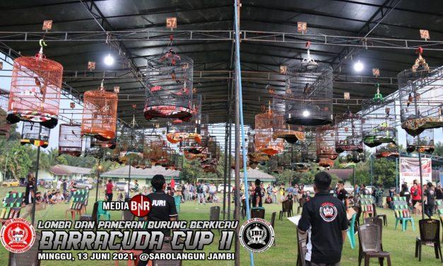 Baraccuda Cup 2 : Event tahunan Sukses Digelar Peserta Tembus Hingga 1305