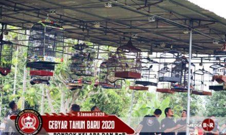 Piala Gebyar Tahun Baru 2020 Pondok Kelapa dan BnR Sukses