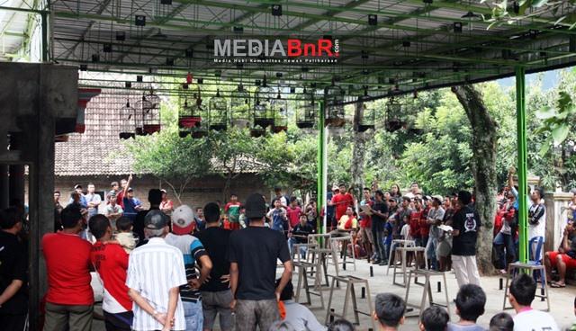 Sosialisasi Sistem/Pakem BnR di Sambi Rembe Kali Jambe Sragen