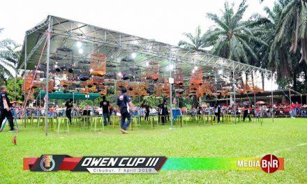 Wow, Juara-Juara Murai Di Owen Cup III  Nyatakan Siap Tarung Ulang Ke MBC 3