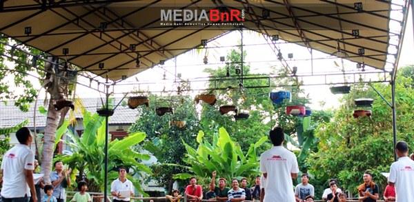 Boncil dan Bejo Siap Unjuk Gigi Lagi di Launching Lapangan Kembar 3 Jambi