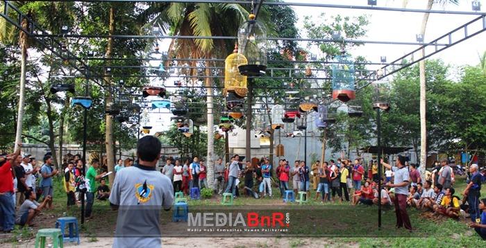 Jenglot & BB New Comer Prosfek, Love Bird Mania Ramaikan Tugu Bakung Bird