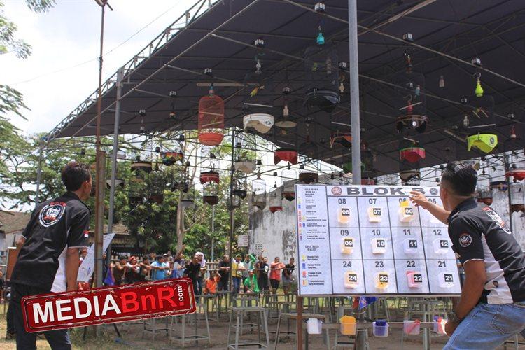 Sandal Jepit Hattrick, Langgeng Mulya dan Kediri BC Juara Umum