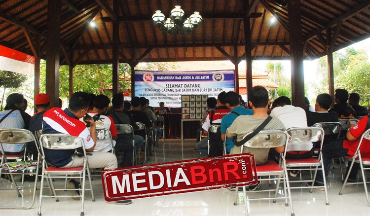 Suasana Sarasehan BnR dan JBI Jatim