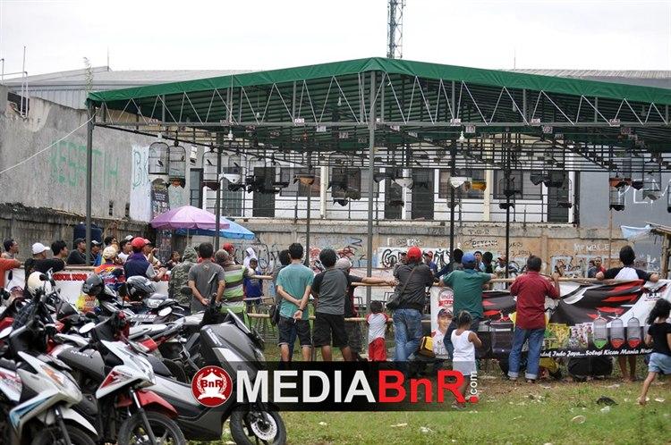 Pindah Arena, Antusiasnya Semakin Meningkat