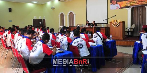 Suasana disaat diklat Juri BnR Indonesia (3)