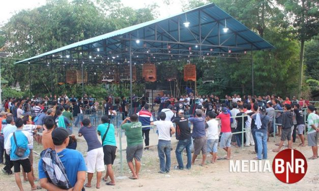 Event Sukses Tanpa Protes, Hokky Chan Ngamuk Nyaris Rebut Pentatrick, Maestro & Raja Tikung Tampil Apik