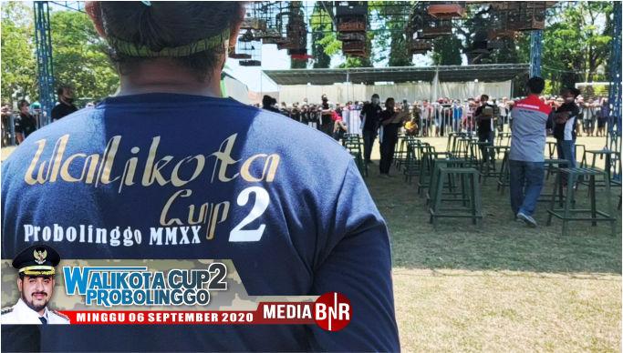 2.517 Tiket Ludes Ditengah Kesulitan, Perdana 3 Lap di Probolinggo