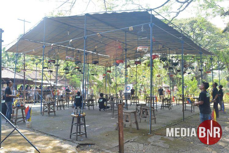 Hoky Cespleng, Keramat Sapu Bersih-Junior SF & Sumber Sari BC Rajai Tahta