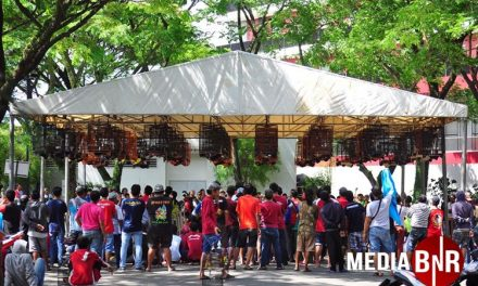 Citra Raya Cup 2 Tangerang – MB Pele, Kusut & Setan Merah Tutup Kemenangan 2018