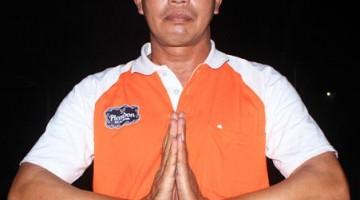 Suharno, Ketua PKM, Mengucapkan Selamat Hari Raya Idul Fitri, Mohon Maaf Lahir dan Batin