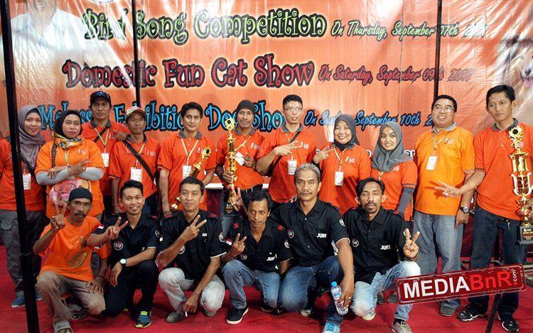 Suksesor Gelaran Gantang Malam Festival F8 Makassar