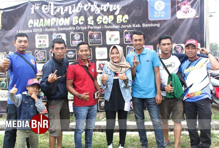 Sumba BC Konsisten Gelar Lomba Di Bandung Timur