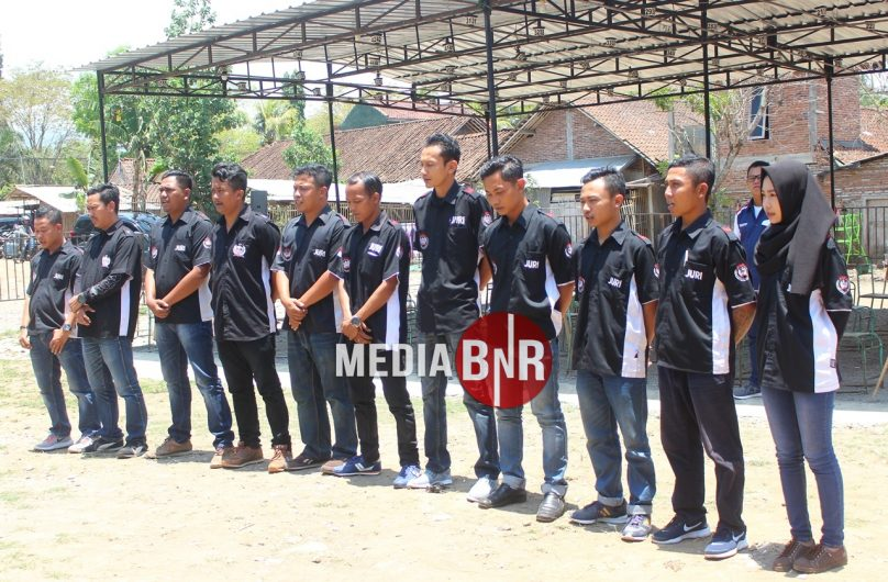 Sumpah Juri BnR Indonesia