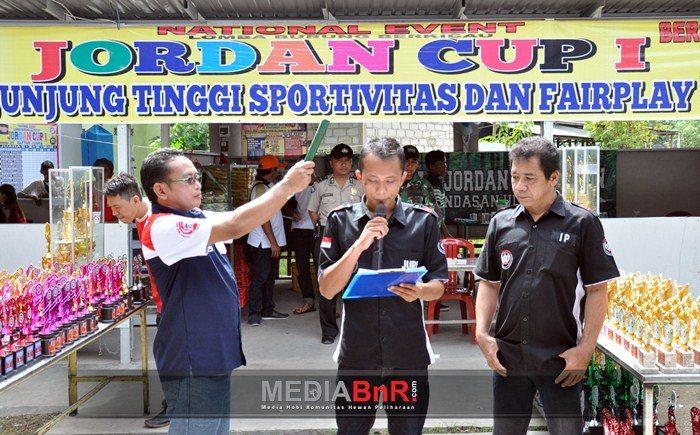 Sumpah Juri JBI - Sakral Sebelum Lomba Dilaksanakan