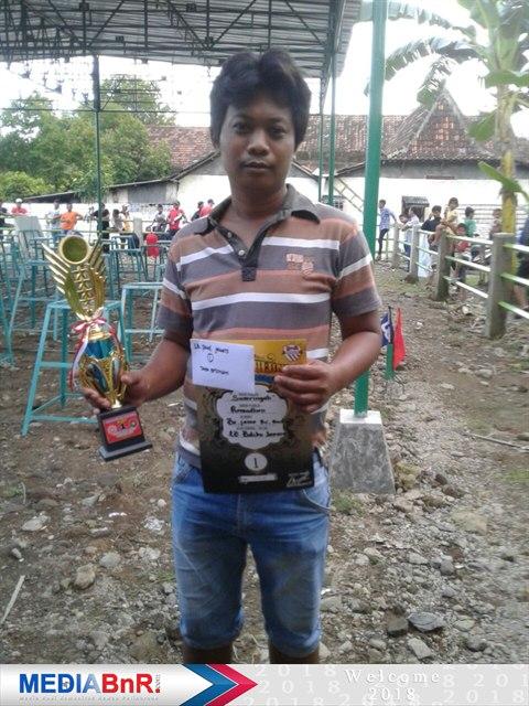 Sumringah milik Mr. Romadhon kuasai kelas Balibu Jawara (2)
