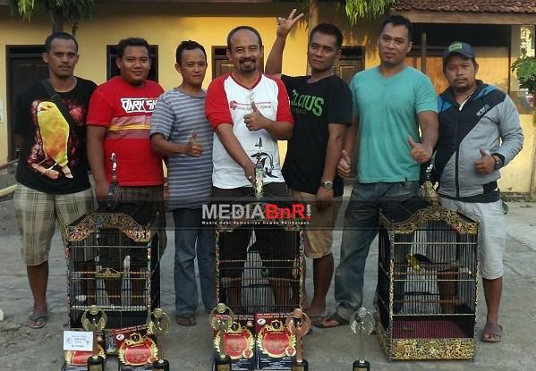 Super Croot Raih Hattriks Polesan Maut Mr. Aziz MP dan Kru