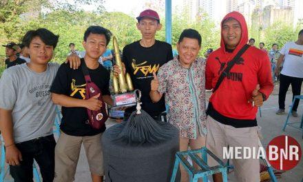 Berbagi Podium Dikelas Murai Batu – Raja Rambat Raih Double Winner