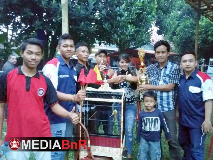 Tembus 800 Kontestan, Launching Tamelang Burung Berkicau (TBB) Lapangan ke-4 BnR Karawang, Kenari Mania dan Konin Mania Satu Titik