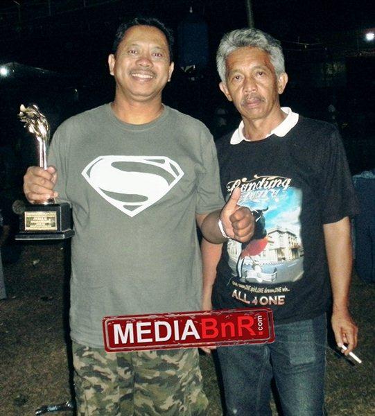 Superman Murai H.Koko Runner Up Kelas BnR Ring
