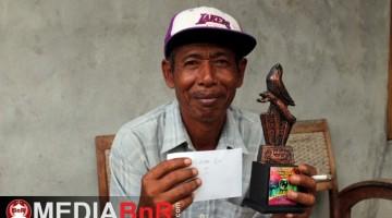 Suramadu Cucak Hijau Prestasi milik  Mr. Marnawi
