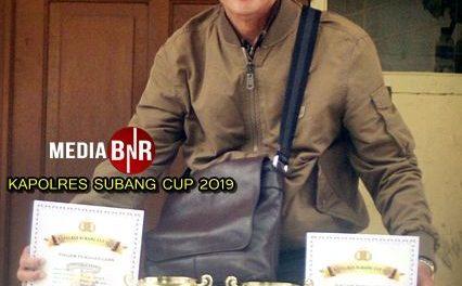 ROJO LANGIT TERBAIK DI KAPOLRES SUBANG CUP 2019