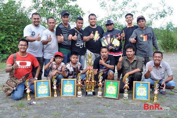 TBM BC Banjarbaru, selalu sukses berkat kompak dan   solid